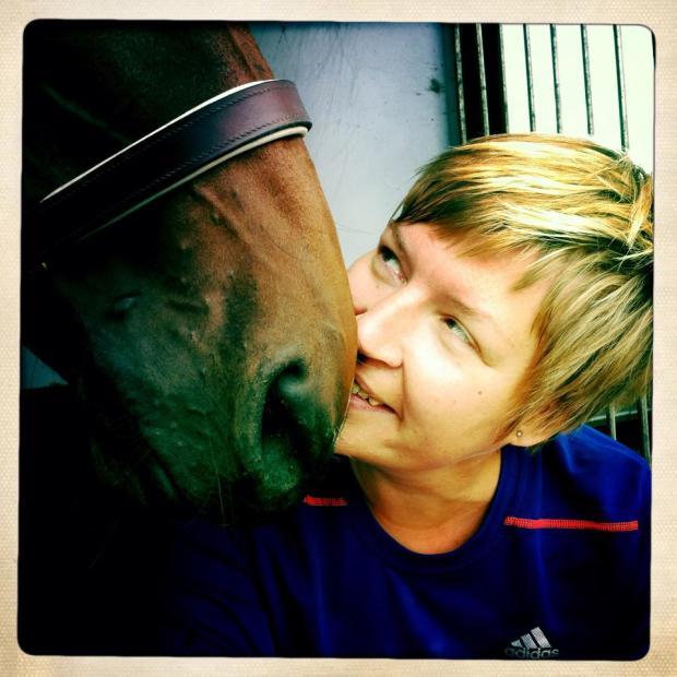 Du är bäst, älskade häst!!